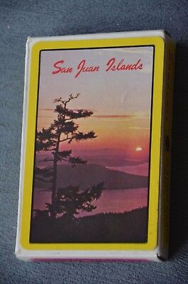 Playing Cards Kartenspiel Spielkarten San Juan Islands OVP