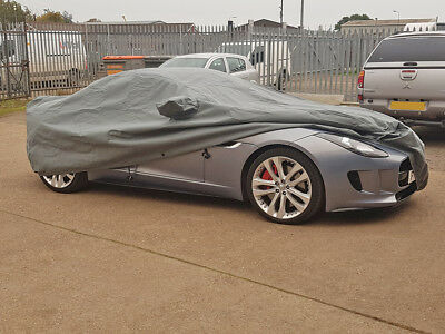 Jaguar F-Type Coupe & Convertible 2013 onwards WeatherPRO Car Cover