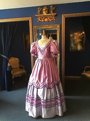 Gorgeous Victorian Style Theatrical Evening Dress, Beautiful Detailing!!