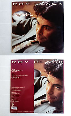 "Roy Black ‎– Frag' Maria  12"" 1991 Produced Dieter Bohlen"