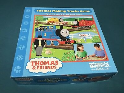 Briarpatch Thomas Making Tracks Game Complete