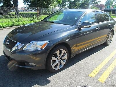 2010 Lexus GS Base Sedan 4-Door 2010 Used 3.5L V6 Automatic AWD Sedan Premium