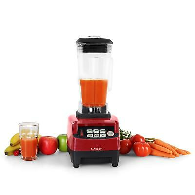 Restaurant Kitchen Food  Drink Blender 1500W Soup Fruit Smoothie Electric Mixer
