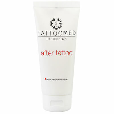 TattooMed® after tattoo 100 ml Creme zur Pflege tätowierter Haut