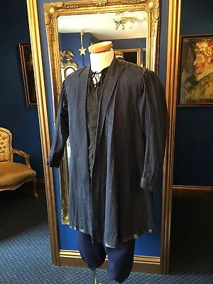 English National Opera Men's Gown From Meistersinger Wagner, Top Item!!!