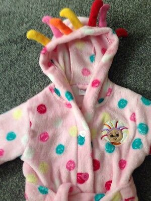 Upsy Daisy Dressing Gown Age 18-24months