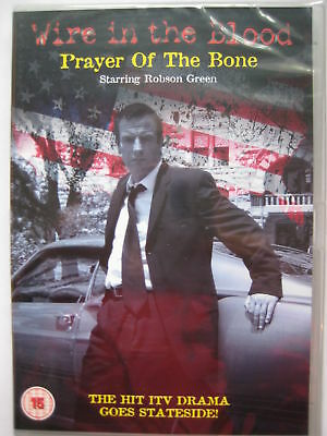 Wire in the Blood: Prayer of the Bone ITV (DVD, 2008) NEW Sealed PAL