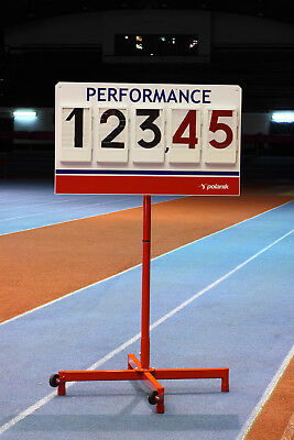 POLANIK Performance Boards for Athletics Competitions - One Row or Two Rows