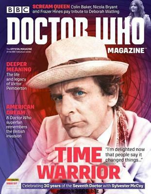 Doctor Who Magazine November 2017 (Issue 517) New