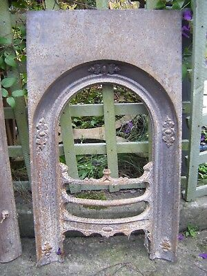 Victorian Cast Iron Cloche For Restoration Top Only 15