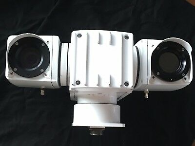 :   Quickset Gemineye Dual Imaging PTZ with FLIR and Sony, Controller Included