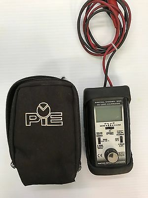 Practical Instruments Electronics Piecal Model 334 mA Loop Calibrator