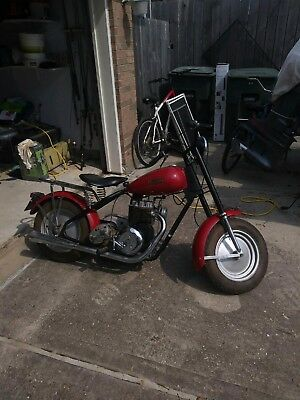 1962 Other Makes Mustang  1962 Mustang Pony Motorcycle *RARE*