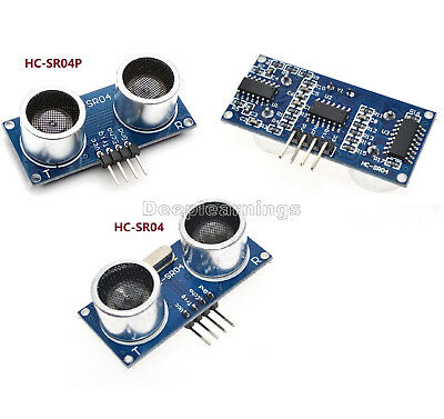 1PCS HC-SR04/HC-SR04P Ultrasonic Module Distance Measuring Sensor for Arduino