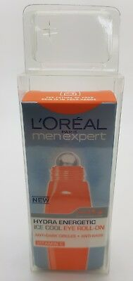 L'Oreal Men Expert Hydra Energetic Ice Cool Eye Roll On