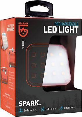 McNett Gear Aid SPARK / Rechargeable LED Light  / Leeda
