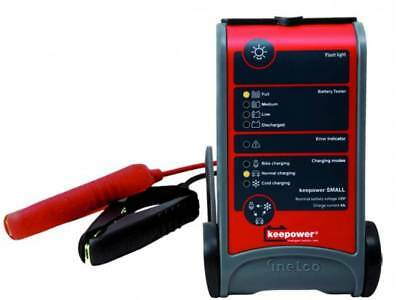 Keepower SMALL - 12V Batterie Charger 1A / 4A