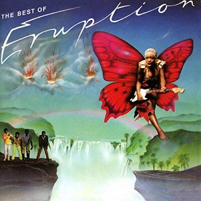 Eruption - The Best Of Eruption (Expanded Edition) [CD]