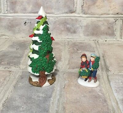 """Department 56, """"The Holly & The Ivy"""", Christmas In The City Series"""