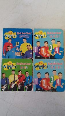 The Wiggles Lot Of 4 Books 2 The Same