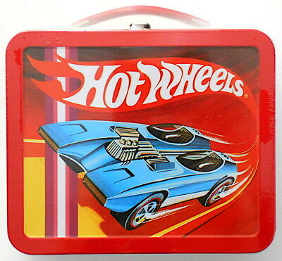 "A Hallmark School Days 1970's Hot Wheels Mini 6"" Lunch Box Numbered Edition NEW"