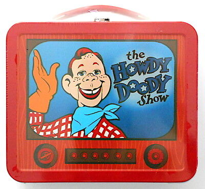 "A Hallmark School Days 1950's Howdy Doody Mini 6"" Lunch Box Numbered Edition NEW"