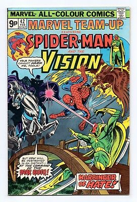 Marvel Team-Up #42 - Spider-Man/Vision
