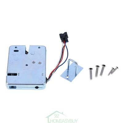 DC 12V 2A Electromagnetic Intelligent Control Cabinet Drawer Lockers Lock Device