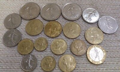 India Lot of 14 Coins From 1 Rupee to 10 Paise 170918