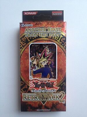 Yu-Gi-Oh RETRO PACK 2 Special Edition - OVP Sealed English