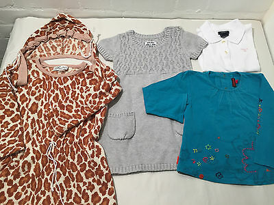 Lot Of 4 Lovely Girls Clothes For Age 3 - Dkny - Gant - Catamini - Vr