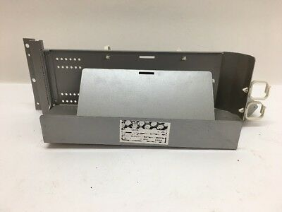 Corning Cable Systems Splice Tray Bracket for PCH-04U PC4-SPLC-12SR
