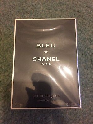 Chanel Bleu Shower Gel 200ml