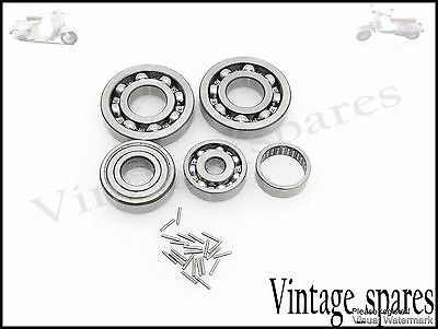 Vespa Brand New Engine Bearing Kit Vbb/sprint
