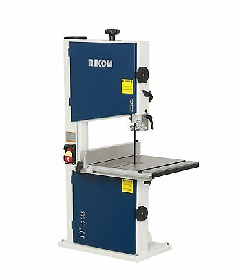Rikon 10-305 10in. 1/3HP Bandsaw With Fence