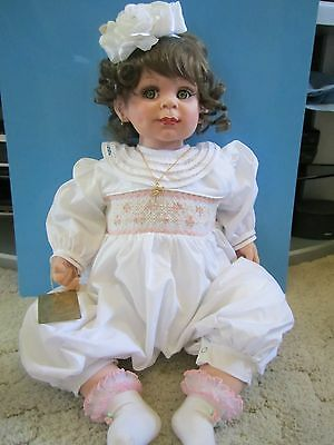 "Fayzah Spanos Vinyl Doll:  ""little Brat""  W/ Coa And Original Box~~ #448/500"
