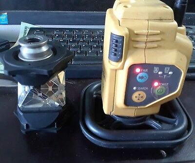 Topcon RC-5 Remote System w/ ATP1 Prism For PS Power Station Total Stations RC5