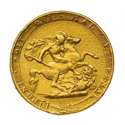 1820 SOVEREIGN GEORGE III  ®-jc