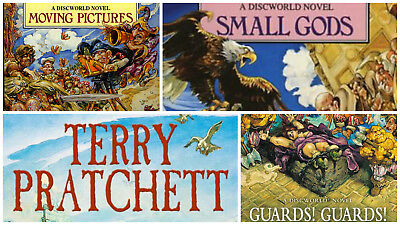 39 audiobooks - The DiscWorld Series by Terry Pratchet - Mp3 Disc World Unabridg