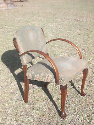 Vintage Deco  Arm Chair