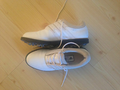 Chaussures de golf blanches taille 38