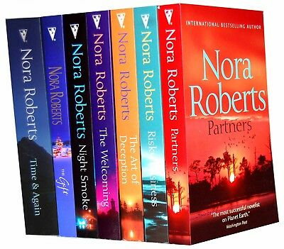 66 Audiobooks  - The Nora Roberts Novels Collection Mp3 Format Unabridged Data D