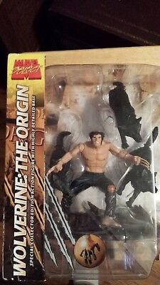 Marvel Select Wolverine: The Origin, Brand New in box!