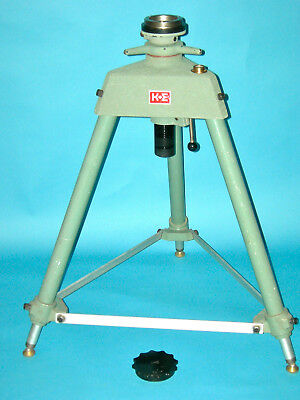 K&E 71-5030 Portable Stand for Brunson transit level, alignment tooling or Laser