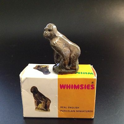 Wade Whimsies - #33 Gorilla - With Original Box - Collectible