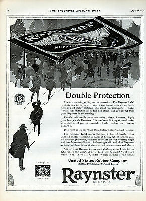 1918 Raynster Clothing ad -0- 274