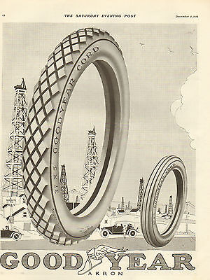 1916 Goodyear Tires  ad --/133