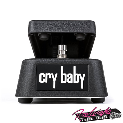Jim Dunlop CB95 Crybaby Wah Effect Pedal - Brand New - In-stock