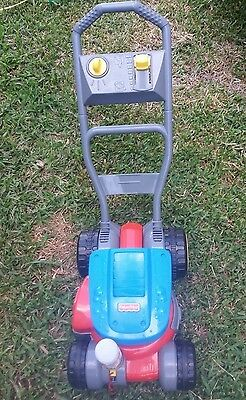 Fisher Price Bubble  Lawn Mower Toy