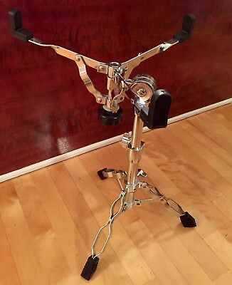Solid Double Braced Snare Drum Stand